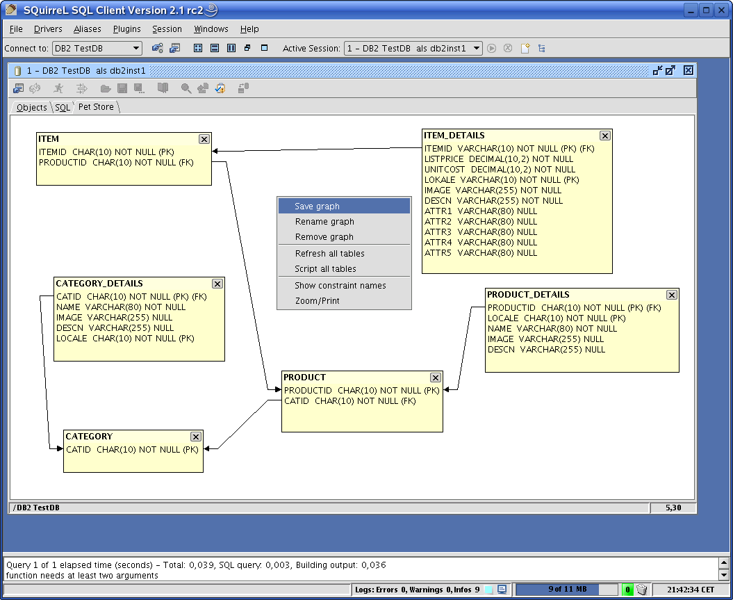 SQuirreL SQL Client Home Page
